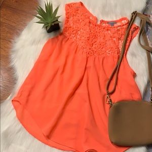 Charlotte Russe tank top blouse